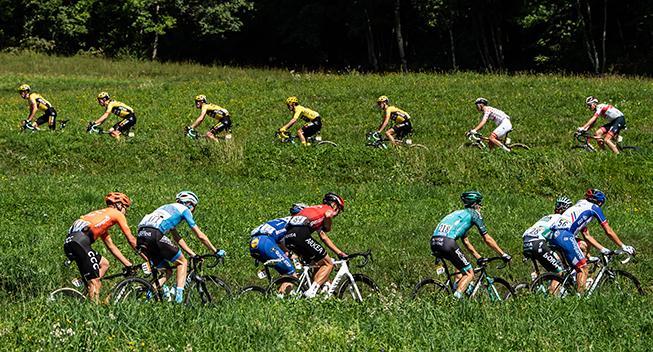 Etaper aflyses i BinckBank Tour - Amstel tæt på aflysning