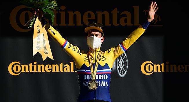 Roglic tager til Vueltaen