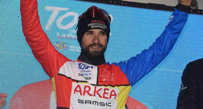 Bouhanni springer Tour de France over