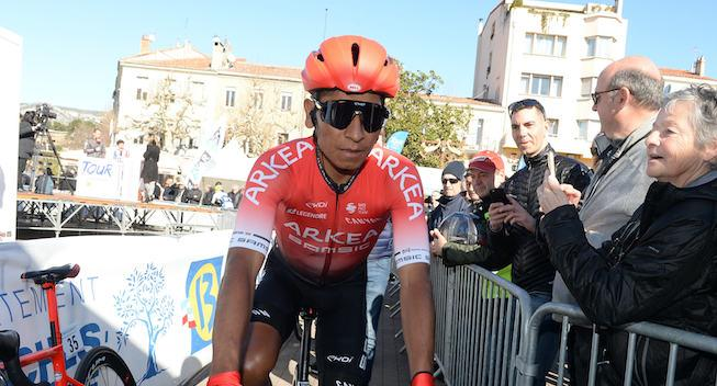 Suveræne Quintana satte igen rivalerne på plads