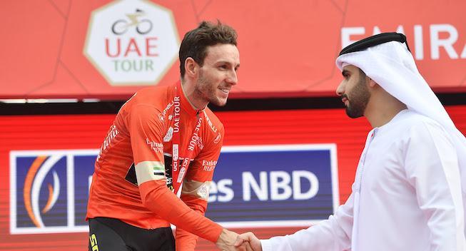 Officielt: Adam Yates kåret som vinder af UAE Tour