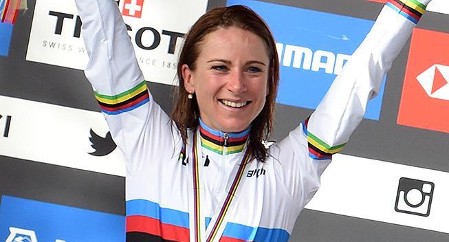Paris-Roubaix er en milepæl for kvindecykling