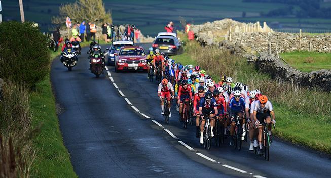British Cycling lukker ned til slutningen af juni