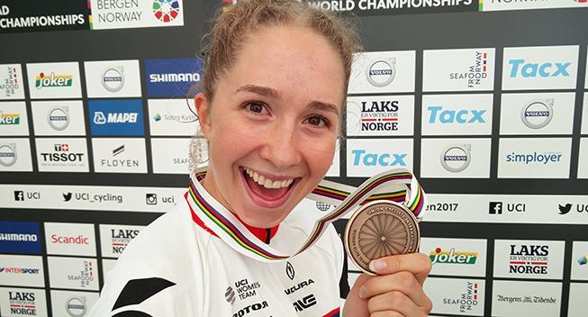 Uttrup før virtuel Tour: Godt for kvindecykling