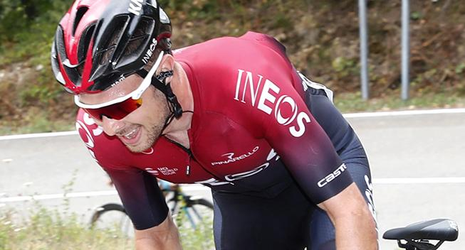 Doull vinder kuperet etape fra udbrud - Quintana vinder samlet