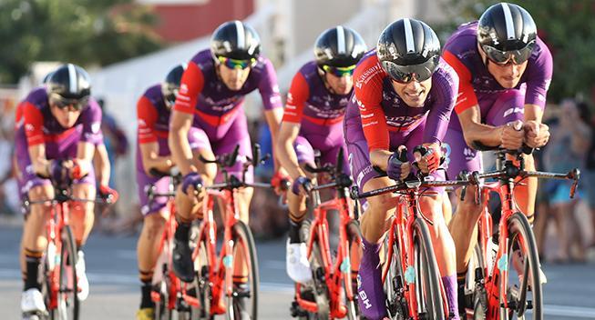 Spansk mester i cykelcross skifter til Burgos BH