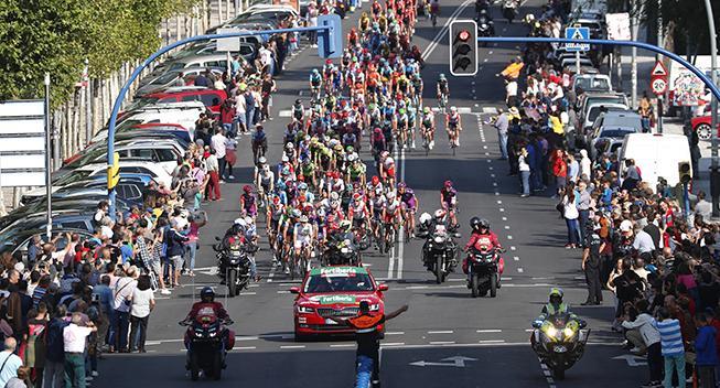Hollandsk Vuelta-start: Vi har ikke hørt om en udsættelse