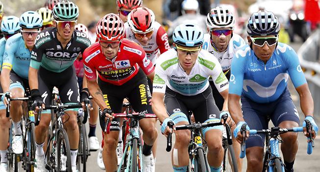 Roglic om Touren: Quintana bliver svær at stoppe