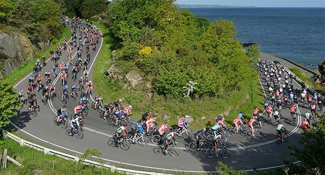 På cykelferie i de danske bjerge