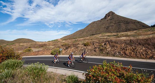 Atlanterhavets cykel-hotspot