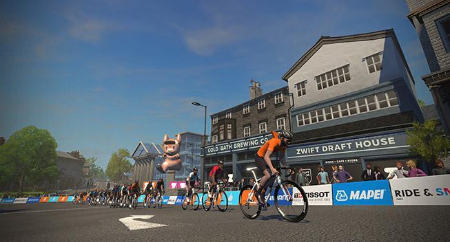 LIVESTREAM: 2. afdeling af Feltet.dk Race Series