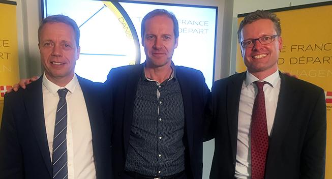 Alex Pedersen bliver direktør for Tour-starten i Danmark