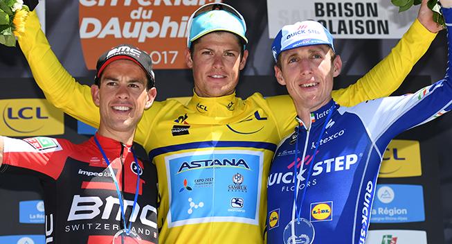 De første Dauphiné-etaper præsenteres