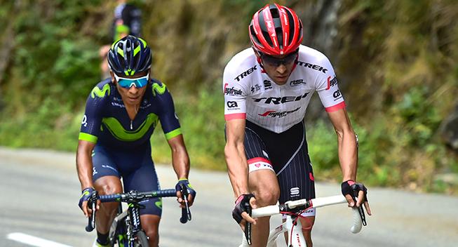 Contador: Quintana kan vinde Vueltaen
