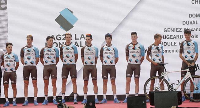 Hvem står bag holdene: AG2R La Mondiale