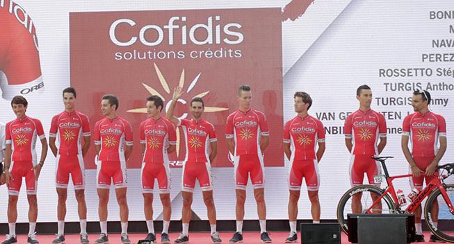 UCI skærer ét hold fra WT-listen – Cofidis stadig med i løbet