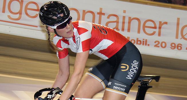Julie Leth blev ny dansk mester