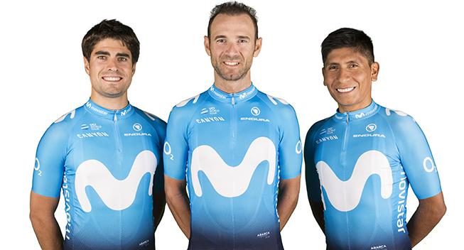 Quintana bryder sig ikke om Tour de France med tre kaptajner