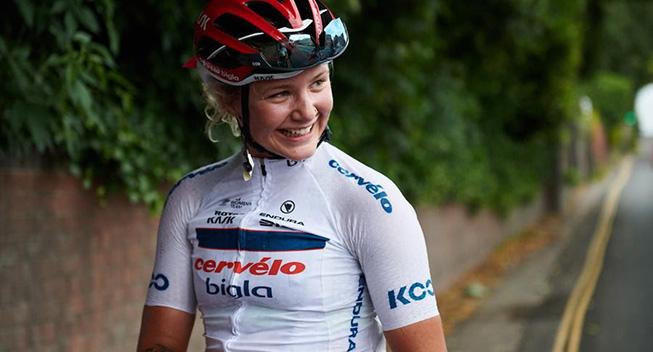 Emma Norsgaard skifter hold
