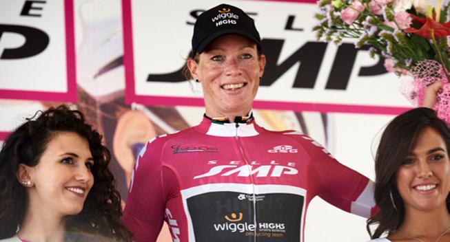 Kirsten Wild spurter sig til sejren i Gent-Wevelgem