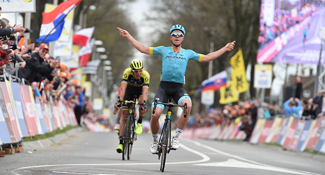 LIVESTREAM: Amstel Gold Race, Tour of Turkey og Valenciana