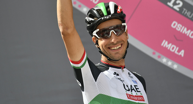 Fabio Aru: Jeg kører ikke klassement i Touren