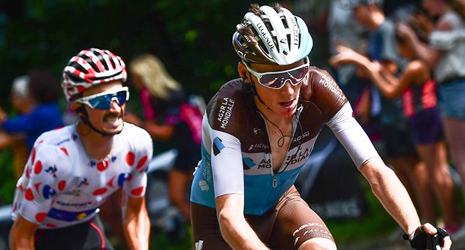 Fransk cykelforbund rasende over Alaphilippe og Bardet