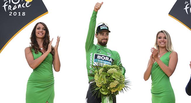 Tour de France: Pointtrøjen