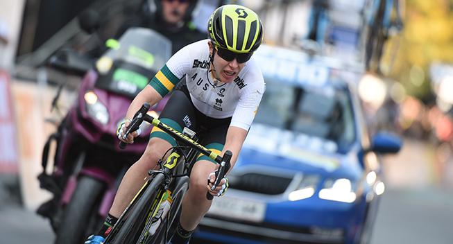 Giftig duo skal sikre BikeExchange succes i Amstel Gold Race