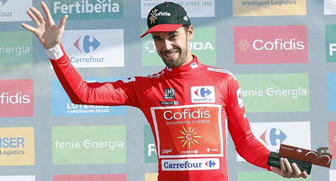 Jesús Herrada misser Vueltaen – testet positiv for Covid-19
