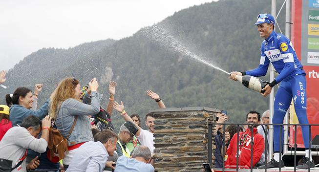 Vueltaen vender tilbage til Andorra