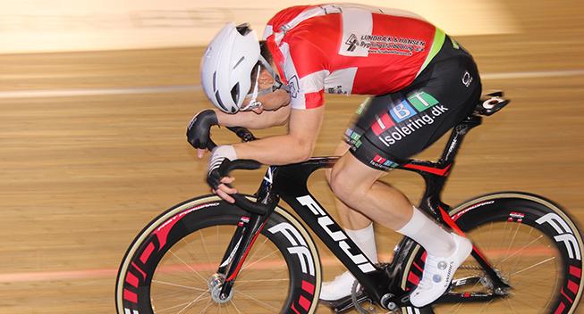 Oliver Wulff vinder omgang på tid for fjerde dag i træk i Gent