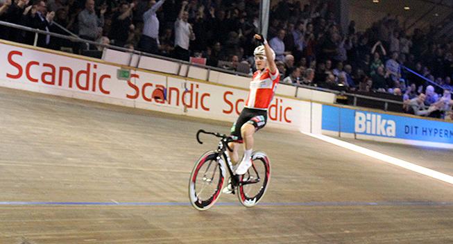 Otte danskere til start ved seksdagesløbet i Berlin