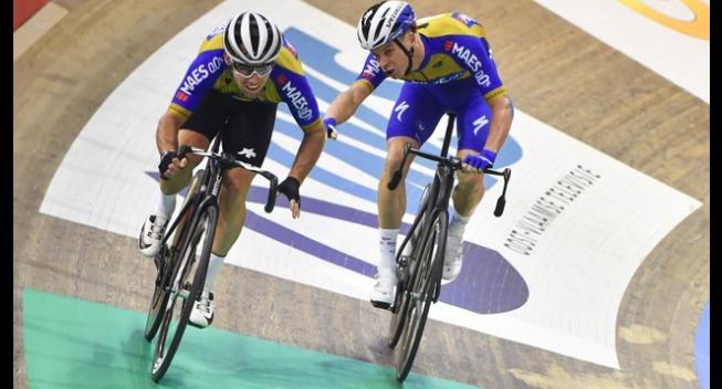 Cavendish om styrt: Skal vænne mig til min nye position på cyklen