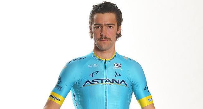 Astana forlænger med erfaren belgier