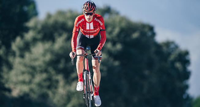Sunweb-hjælper skadet efter styrt i fransk etapeløb