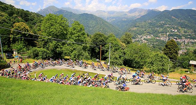 Trøjeskift og ny hollandsk succes i Giro Valle d'Aosta