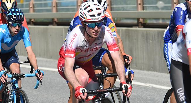 Jesper Hansen skal køre Vuelta a España