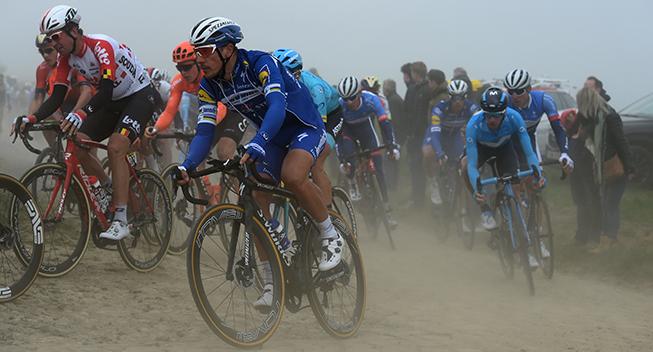 Paris-Roubaix i fare for at blive aflyst