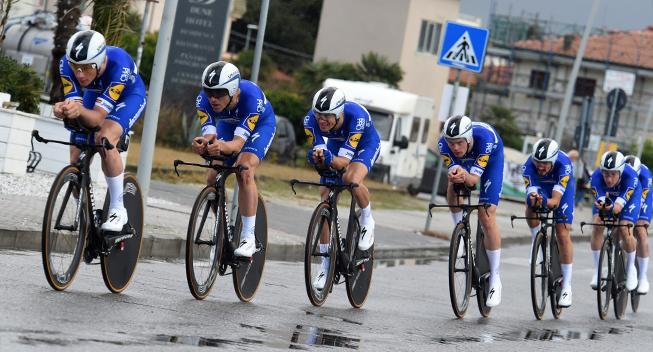 Hvem står bag holdene: Deceuninck-QuickStep