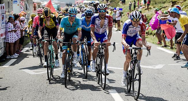 Pinot og arvtager kører Tour-Vuelta double