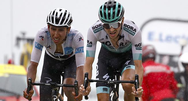 Tour-firer kører Vuelta a Espana