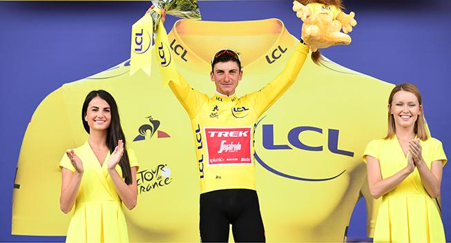 Trek-Segafredo-italiener går efter top fem i Vueltaen