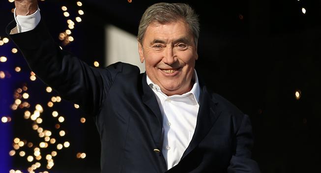 Eddy Merckx: Asgreen var usædvanlig stærk i spurten