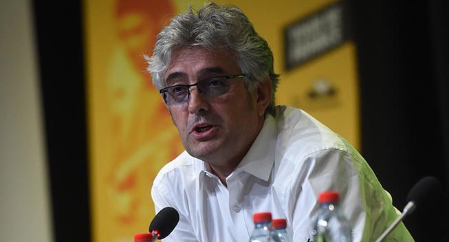 Madiot: Vi skal ikke have fodboldagenter i cykling