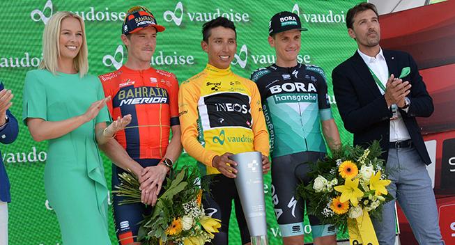Tour de Suisse har ruten og datoerne klar til 2021