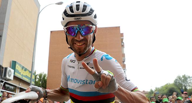 Valverde om sit løbsprogram: Et specielt år