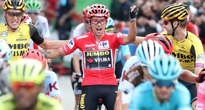 Sæt dit hold til Vueltaen - Spillet starter tirsdag kl. 14