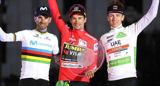 Cykelduellen: Stem på din Vuelta a Espana-vinder