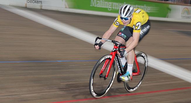 Arne Birkemose 9 til U23-EM i pointløb
